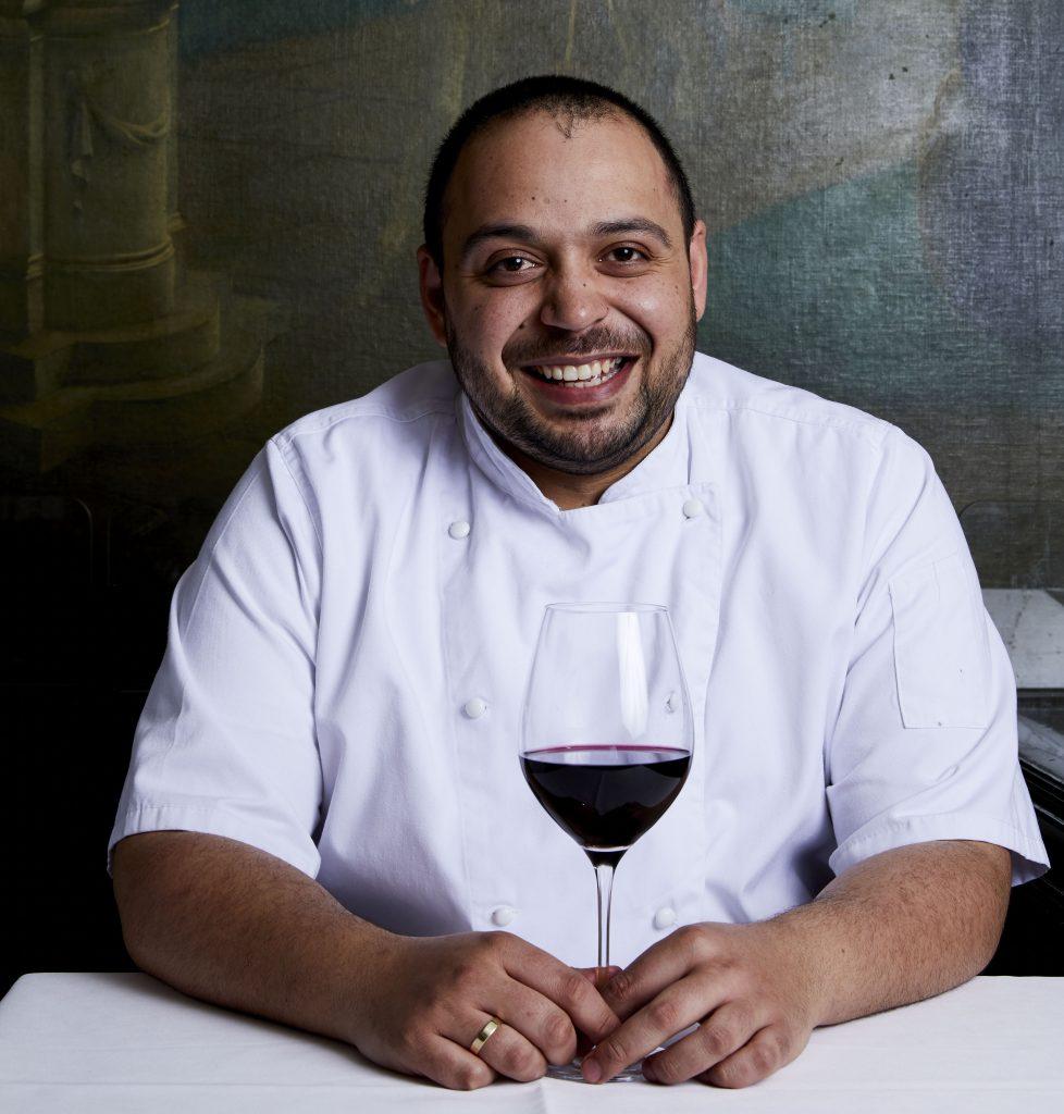 Chef Alfio Laudani