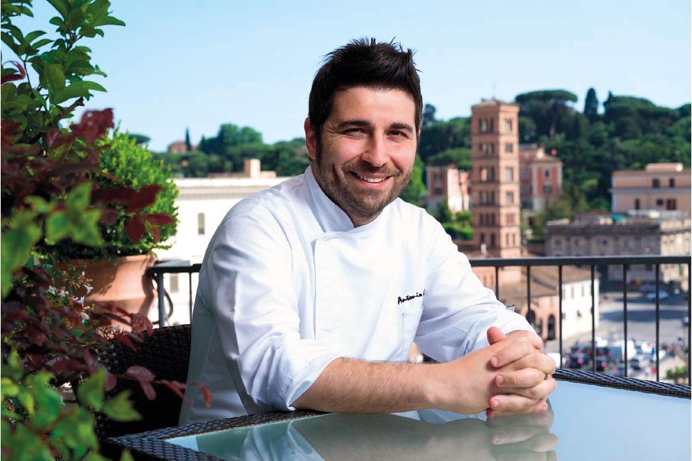 chef Antonio Gentile