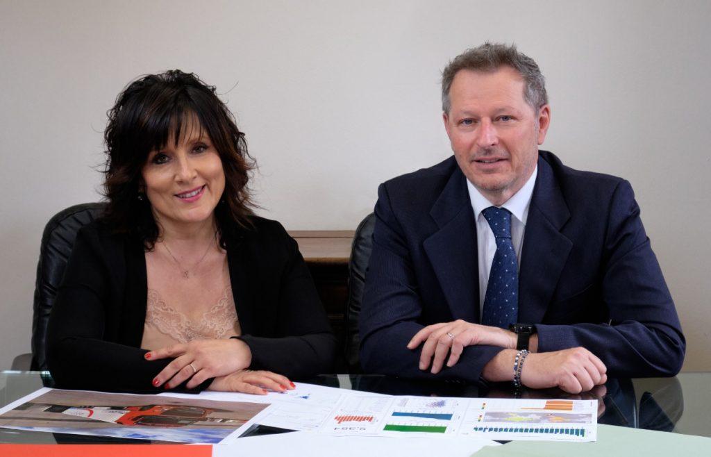 Good Truck: il presidente Zanantoni e la vicepresidente Venturini
