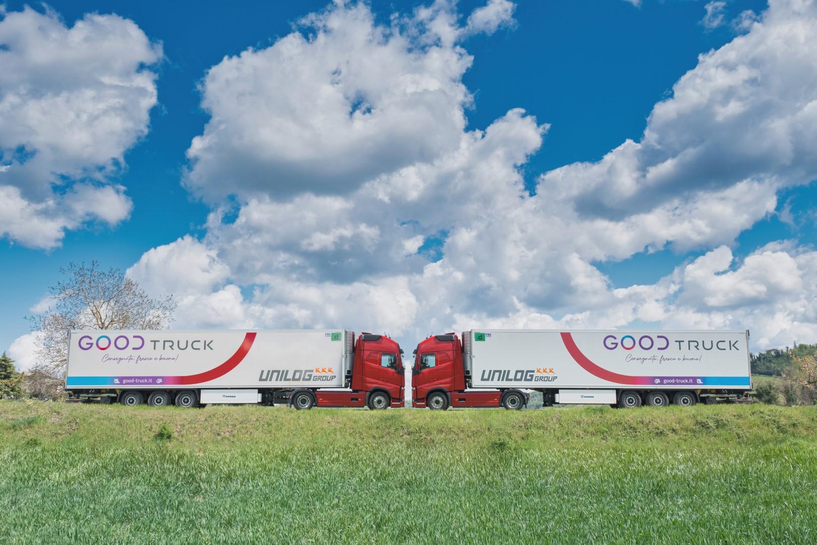 Good Truck: nasce la nuova compagnia di trasporto alimentare dalla fusione tra CTA e CTL