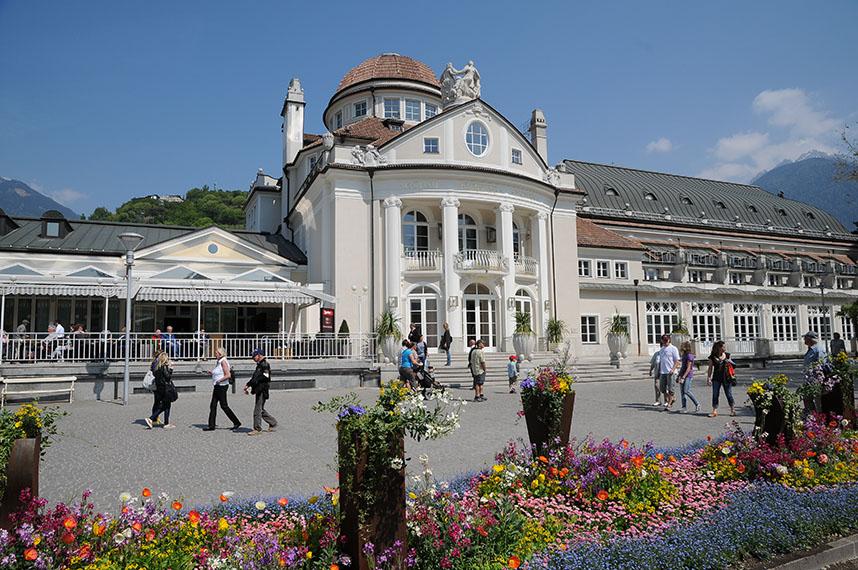 Kurhaus sede dell evento