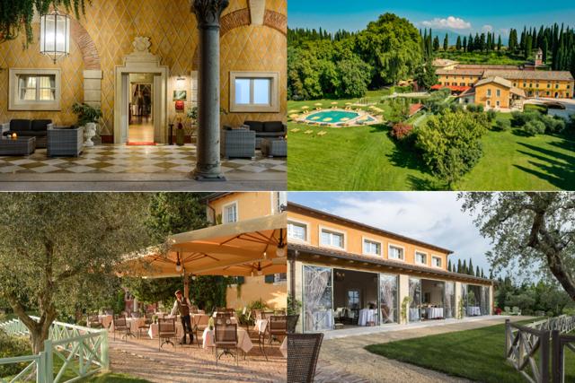 Villa Cordevigo Wine Relais Cordevigo Verona Low