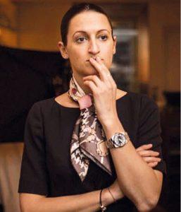 Claudia Rosati - Inchiesta sul ruolo della donna in sala