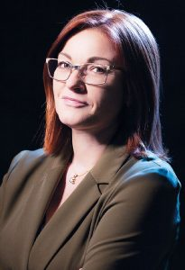 Eleonora Cozzella - Inchiesta sul ruolo della donna in sala