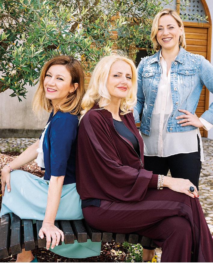 Le sorelle Cottarella - Inchiesta sul ruolo della donna in sala