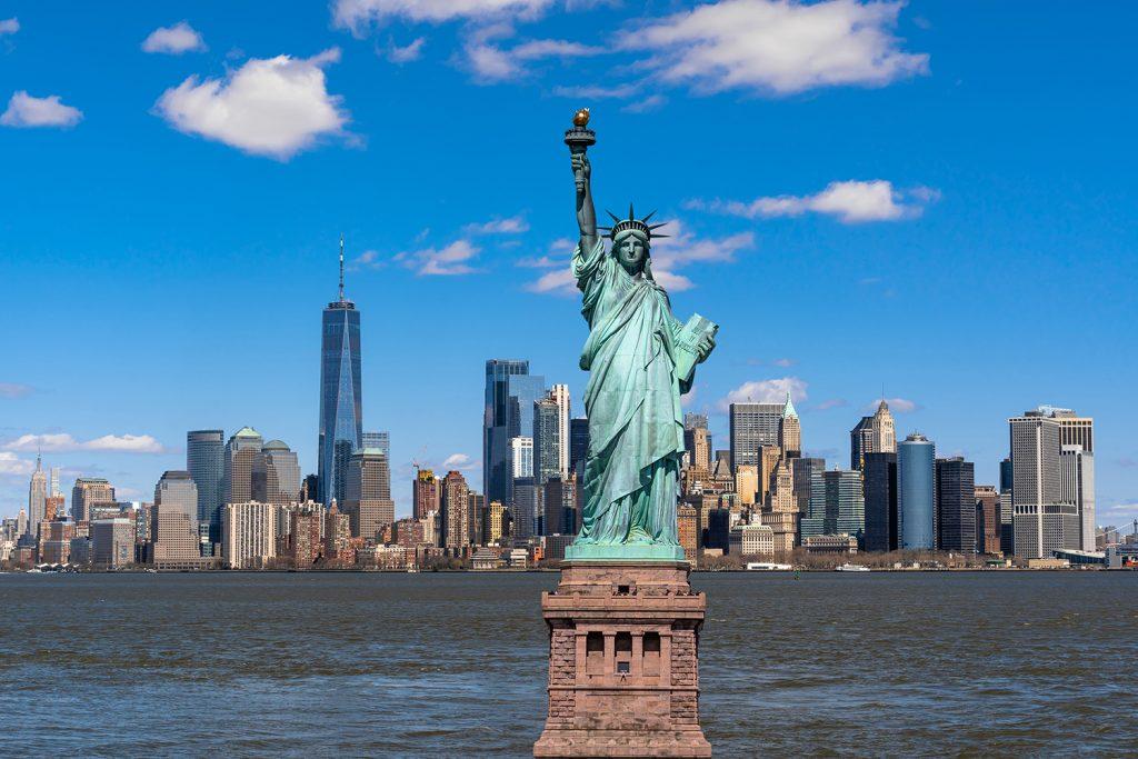 Tornano i turisti a New York, 2021