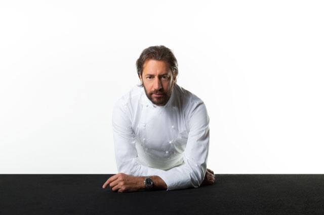 Luigi Taglienti ospite come chef per l'estate 2021 a La Terrazza di Portofino