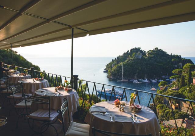 Ristorante La Terrazza, Portofino. Luigi Taglienti ospite come chef per l'estate 2021