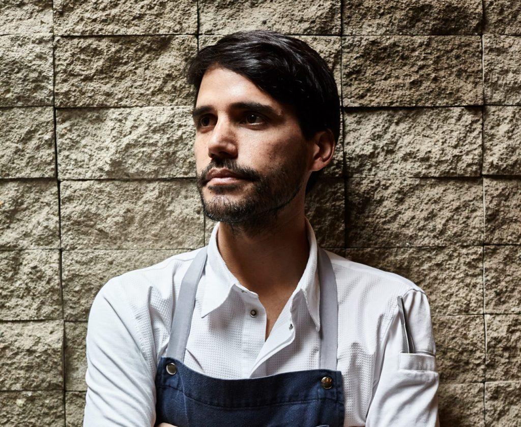Virgilio Martinez chef