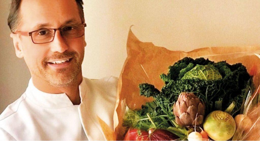 Gauthier Soho propone cibo vegano
