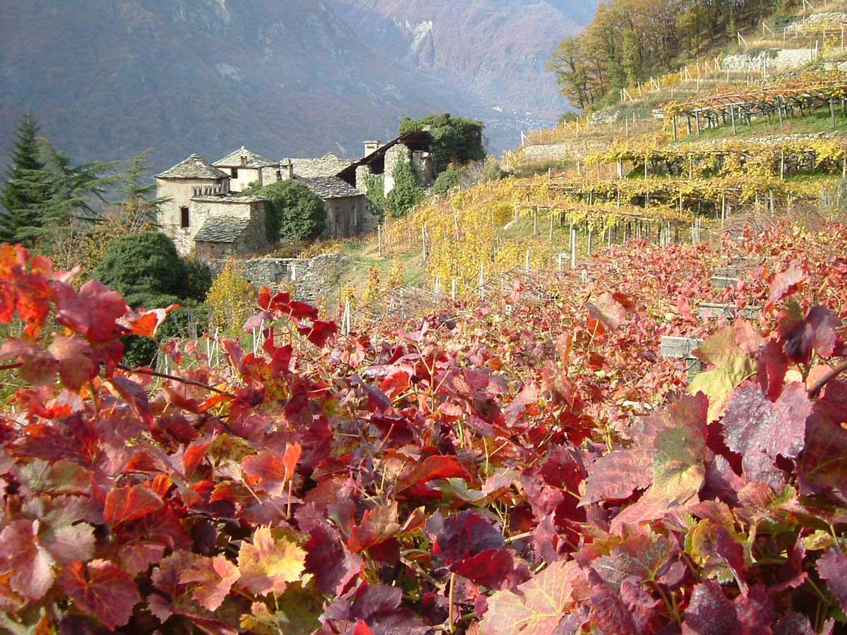 Arnad Montjovet - Valle d'Aosta