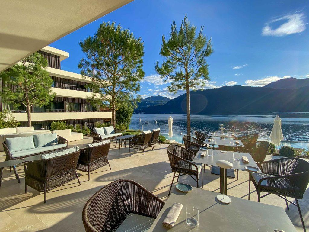Laqua - Cannavacciuolo by the lake