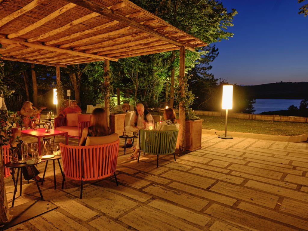 Casa Vissani - Terrazza vista Lago