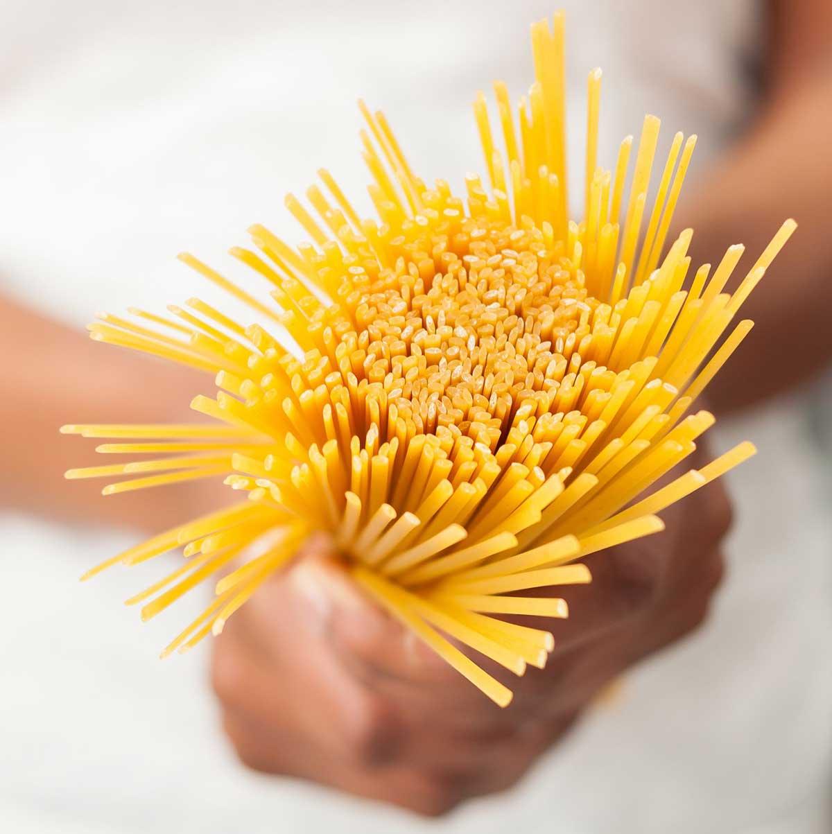 Spaghetti o linguine. La pasta preferita dagli italiani