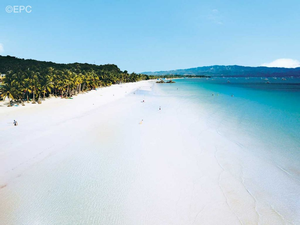 Filippine: spiaggia