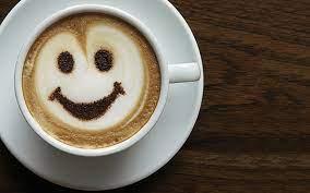 caffè che sorride