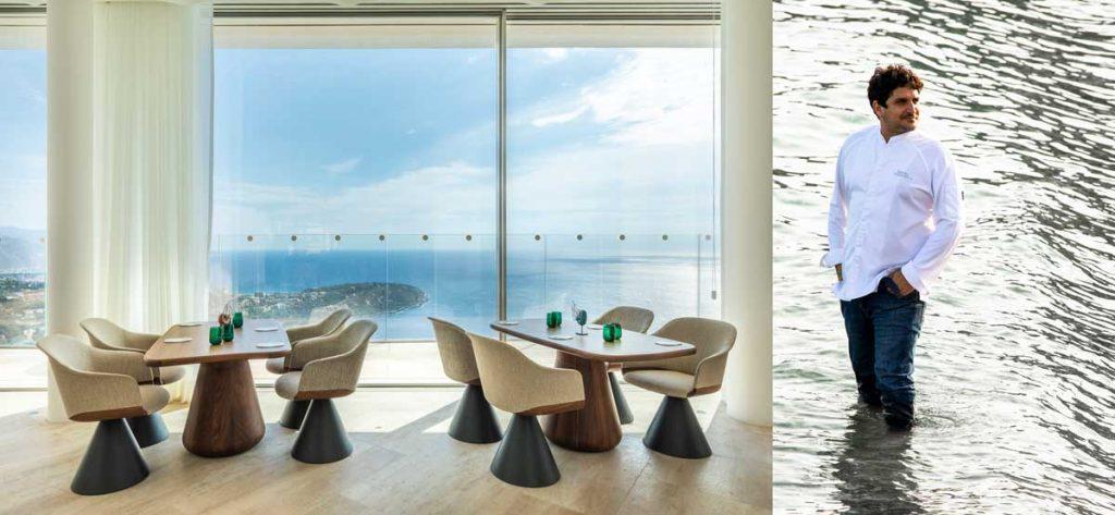 Ceto il nuovo ristorante di Mauro Colagreco a Roquebrune-Cap-Martin