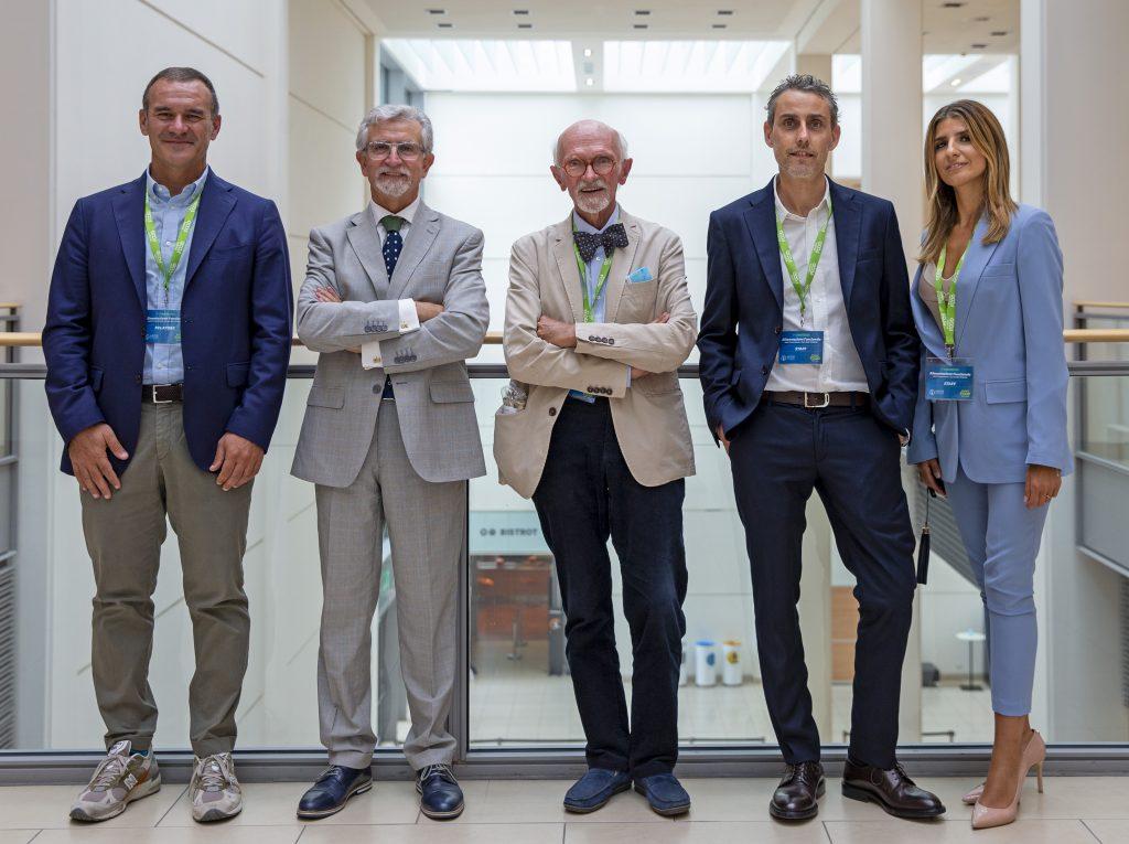 Marco Bernardi, Debora Versari e Medici - Congresso Alimentazione Funzionale Buon Food
