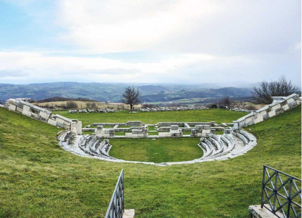 Anfiteatro Larino - Molise