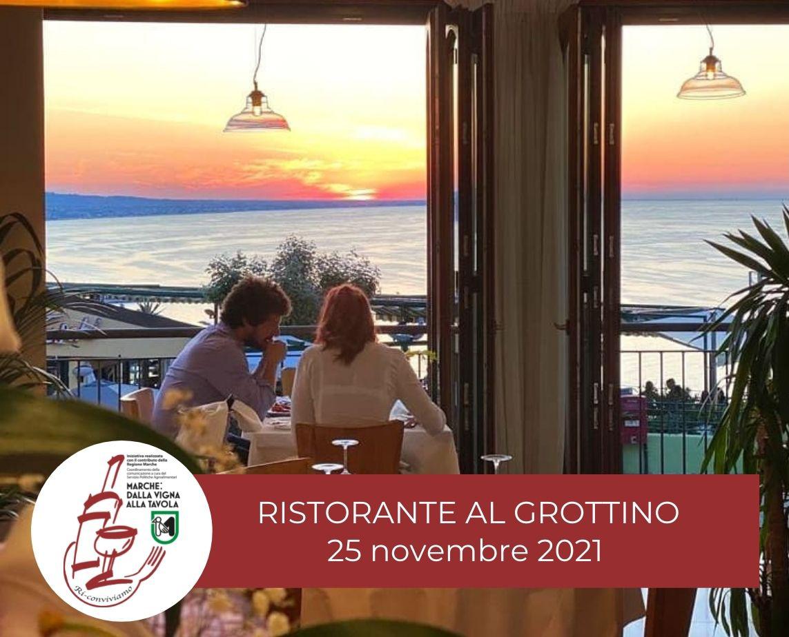 Serata di degustazione al ristorante Al Grottino