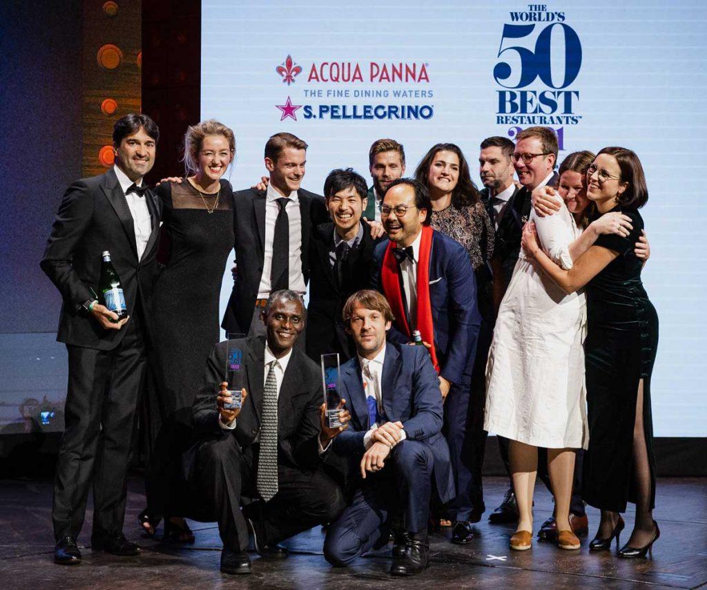 The World's 50 Best Restaurants 2021 ad Anversa